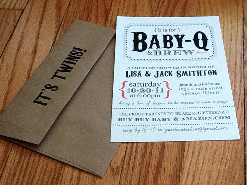 Free Online Baby Sprinkle Invitations