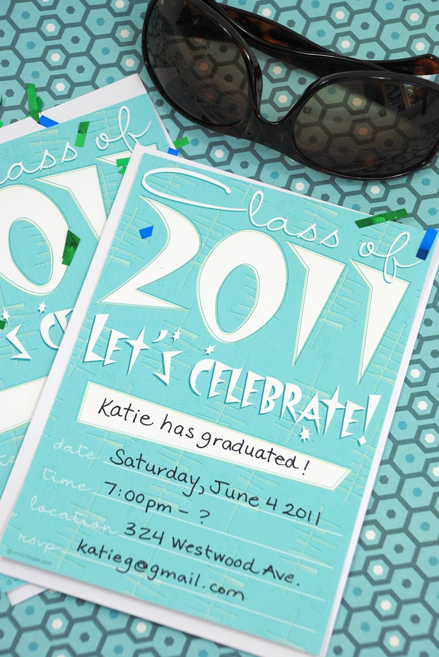 Free Printable End Of The School Year Party Invitations