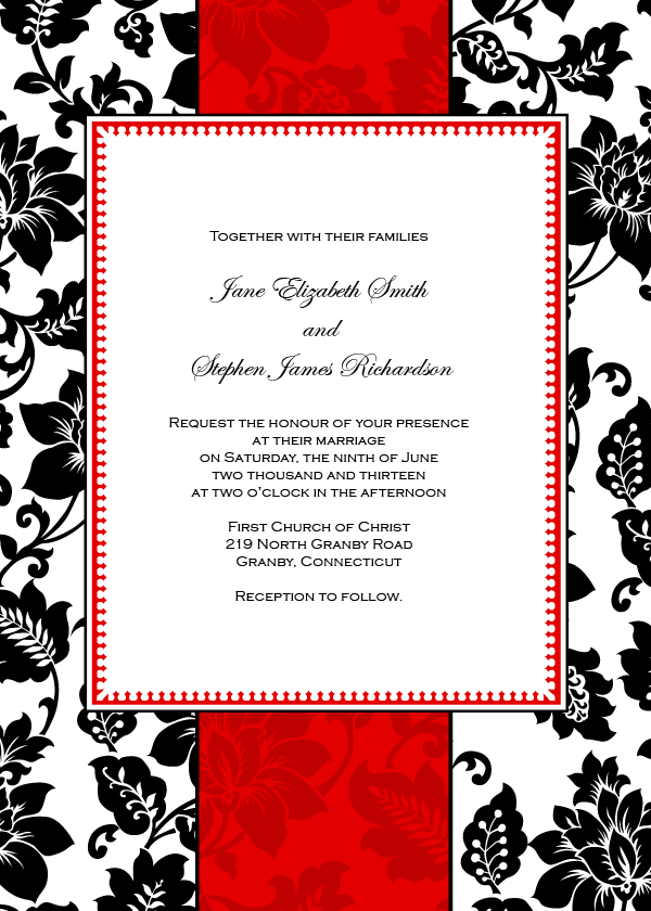 Free Printable Invitation Templates Online