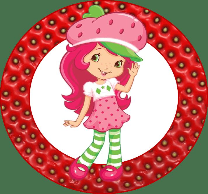Free Printable Strawberry Shortcake Party Invitations