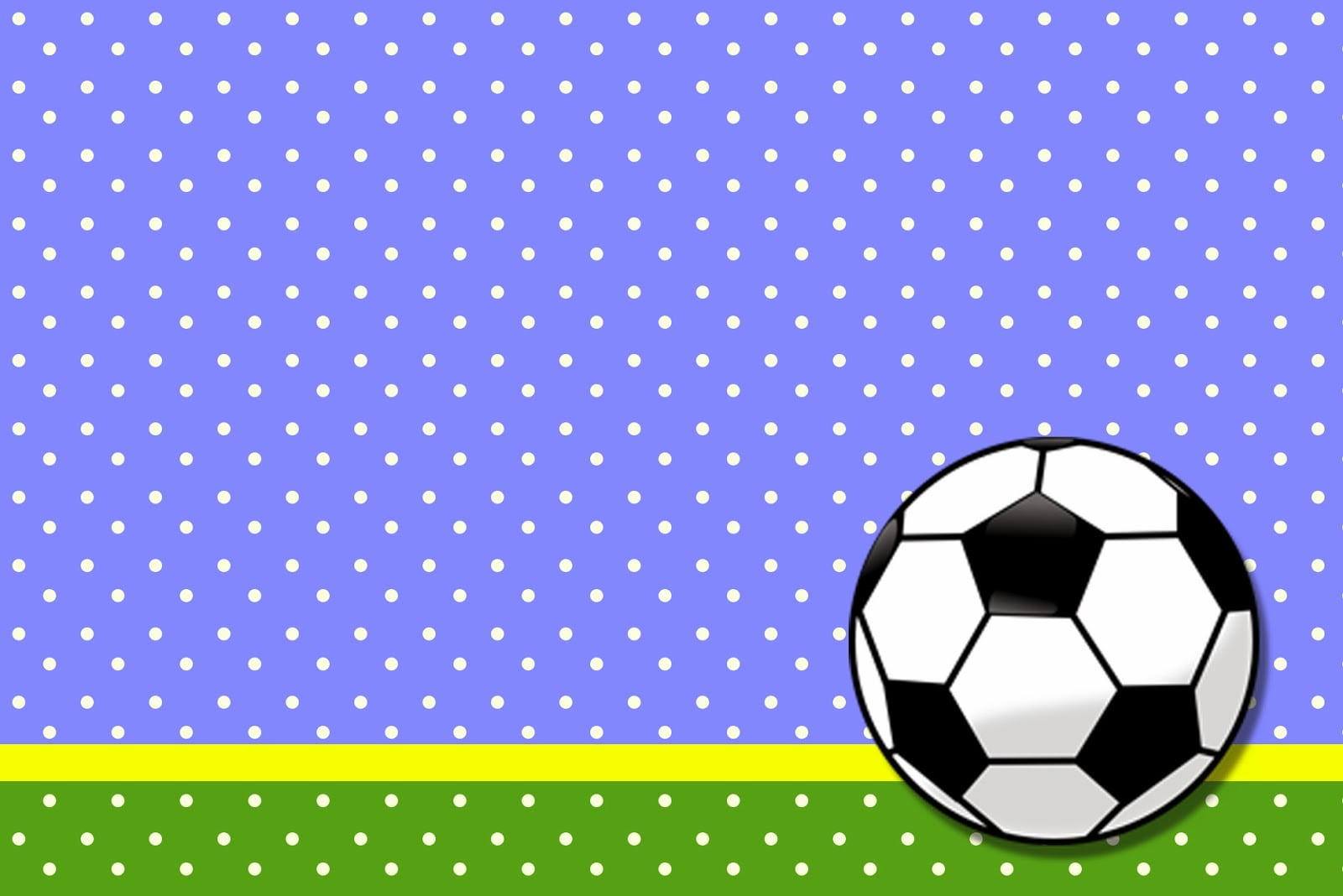 Free Soccer Invitations