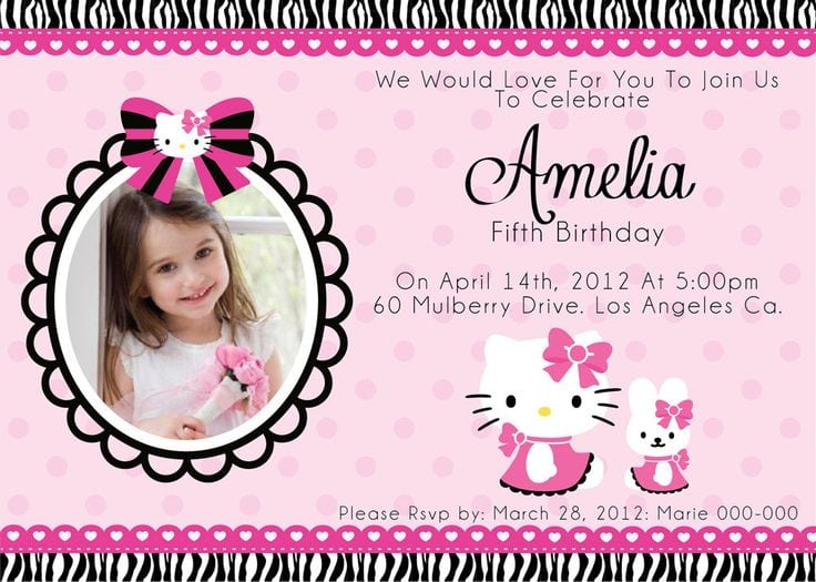Hello kitty birthday invitations hello kitty birthday invitation hello kitty birthday invitations free download image collections kitty birthday invitations images invitation templates free download filmwisefo