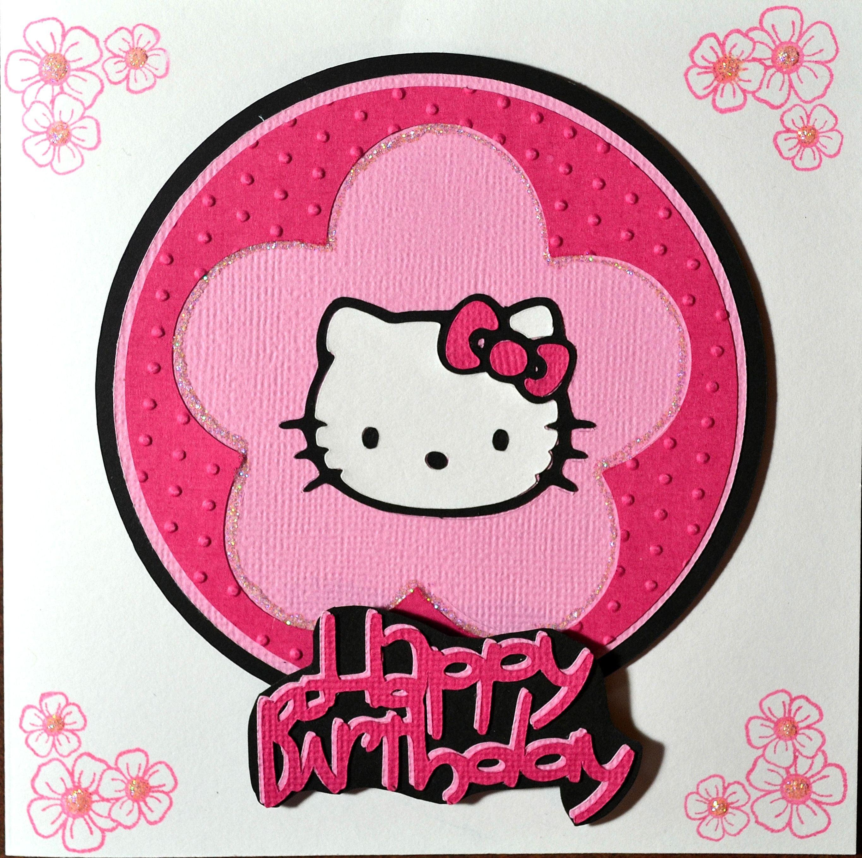 hello kitty invitation template for birthday