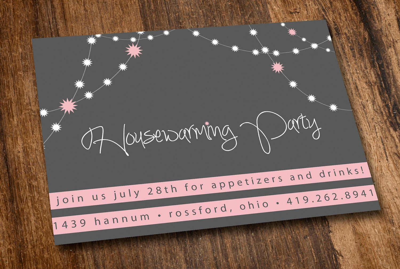 housewarming invitation cards