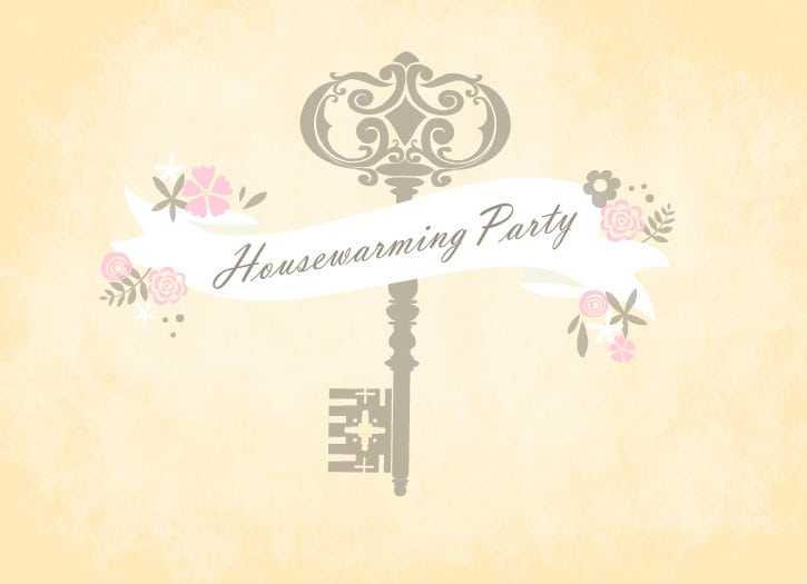 Housewarming Invitation Cards Online