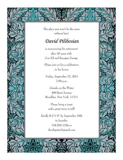 Invitation Matter For Farewell – orderecigsjuice.info