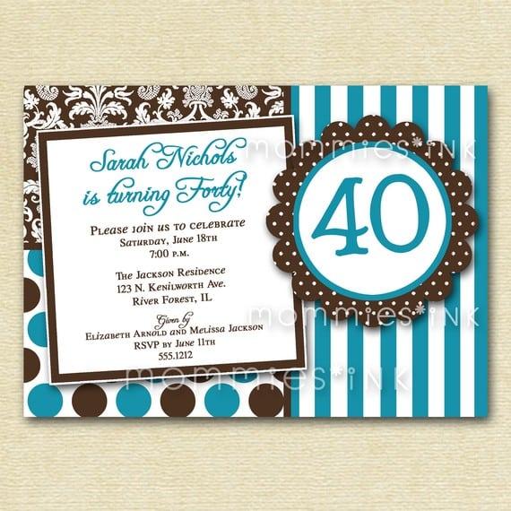 Print Birthday Invitations For Free