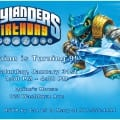 Skylanders Able To Edit Birthday Invitation