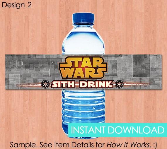 Star Wars Invitation Download