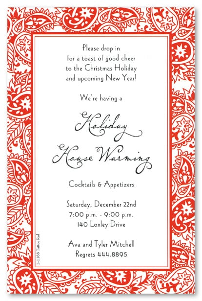 Tattoo Party Invitation – Tattoo Party Invitations
