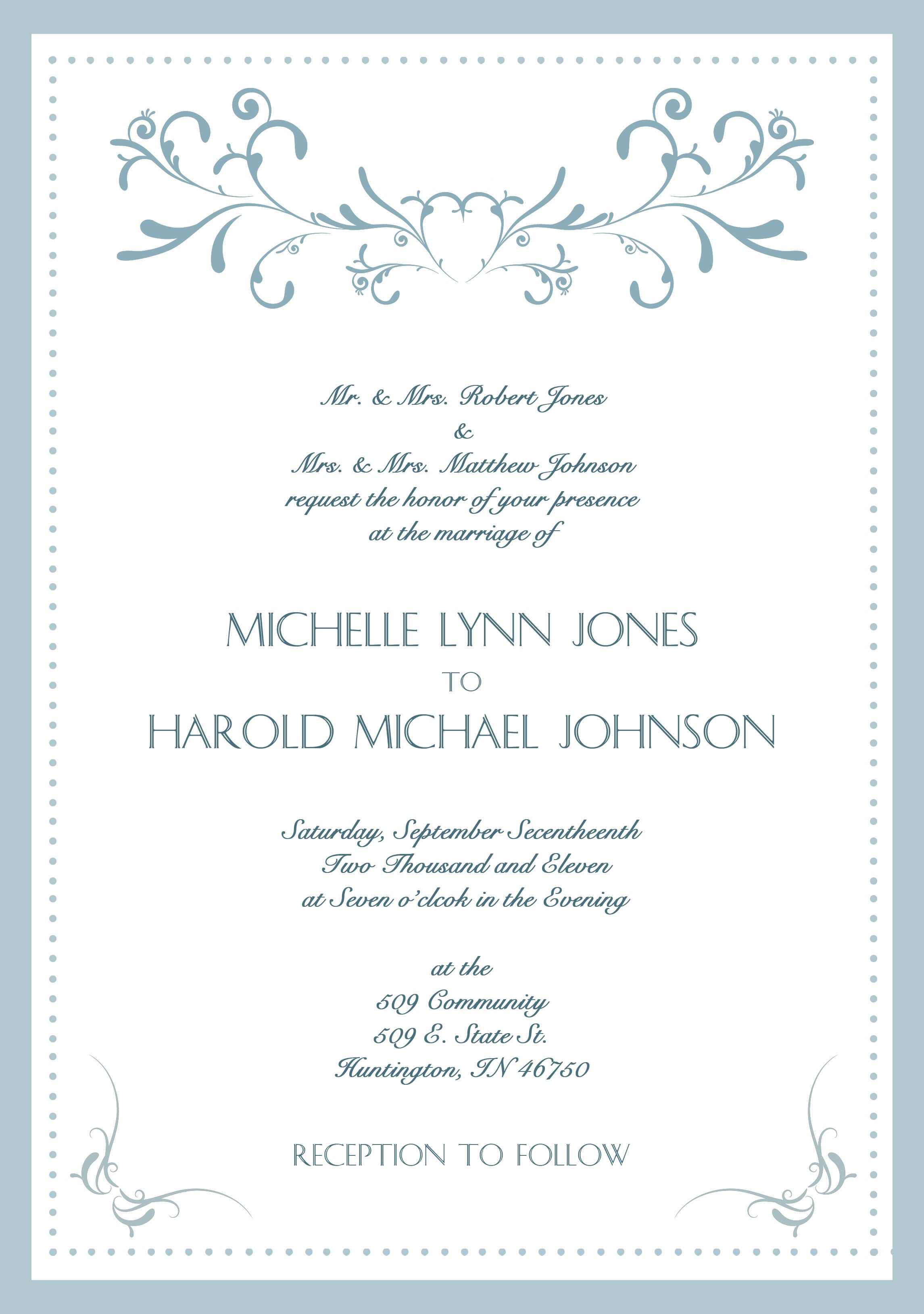 Word Template Invitation Birthday Invitation Template Best Word – Template Invitation Card