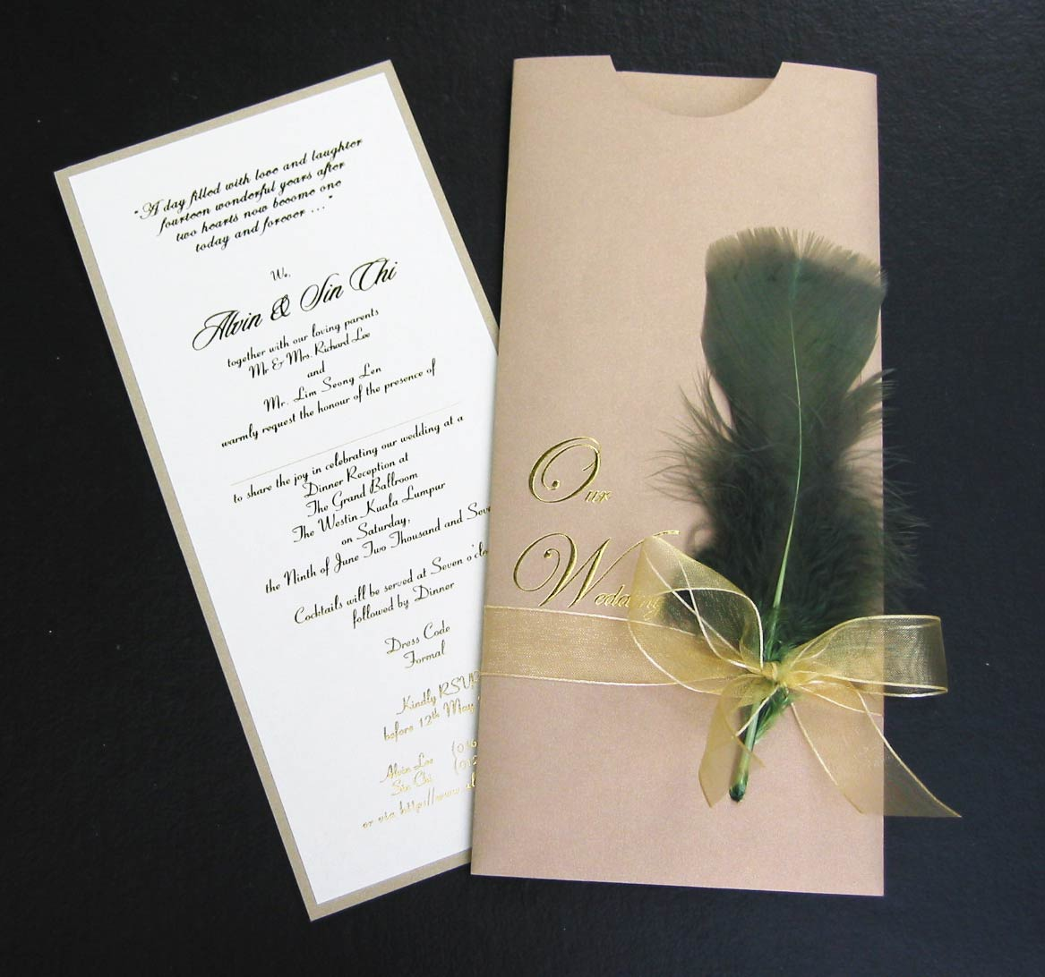 Wedding Invitation Cards Designs Template