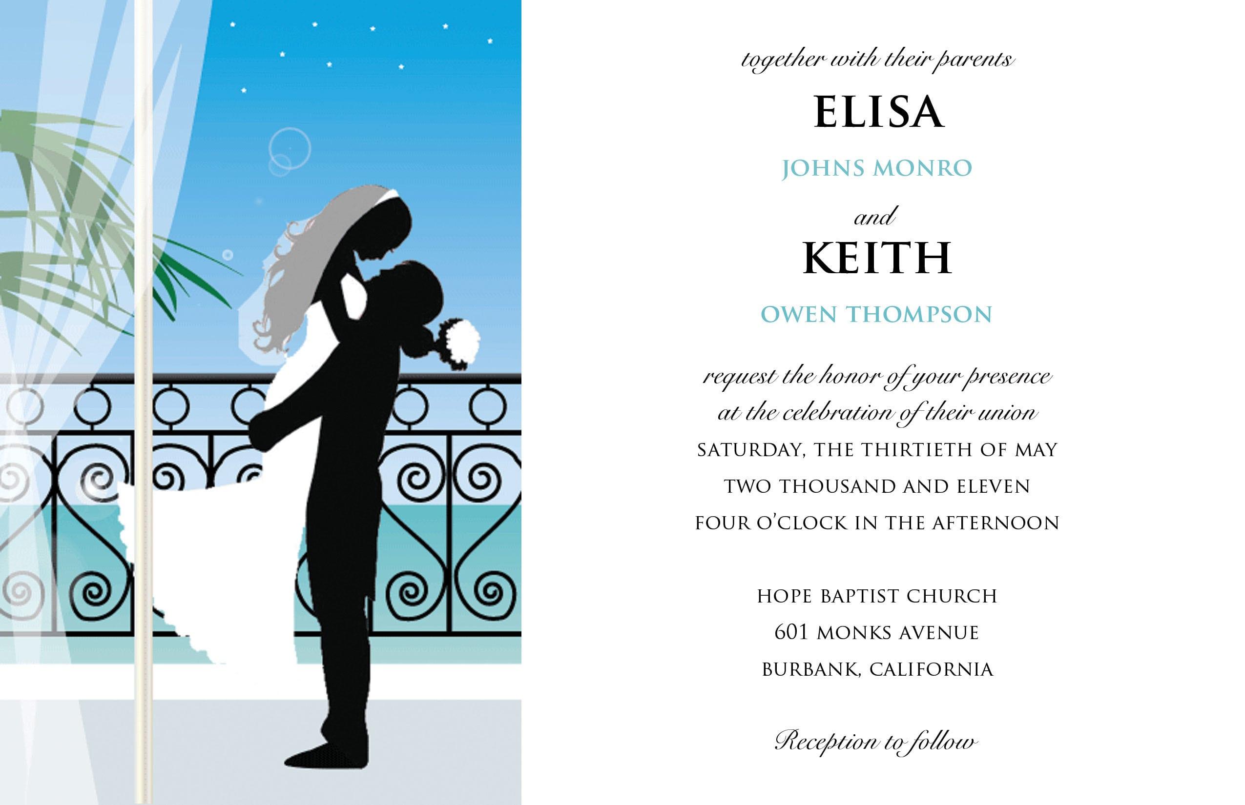 Wedding Invitation Design Templates Online Free