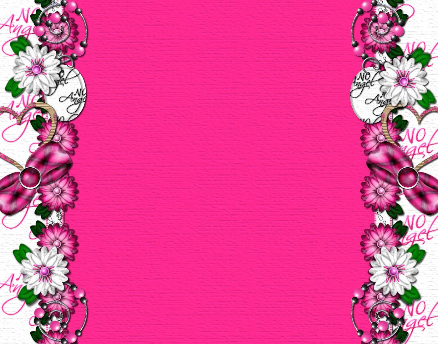 Barbie Doll Birthday Frame Backgrounds, Photos And Templates