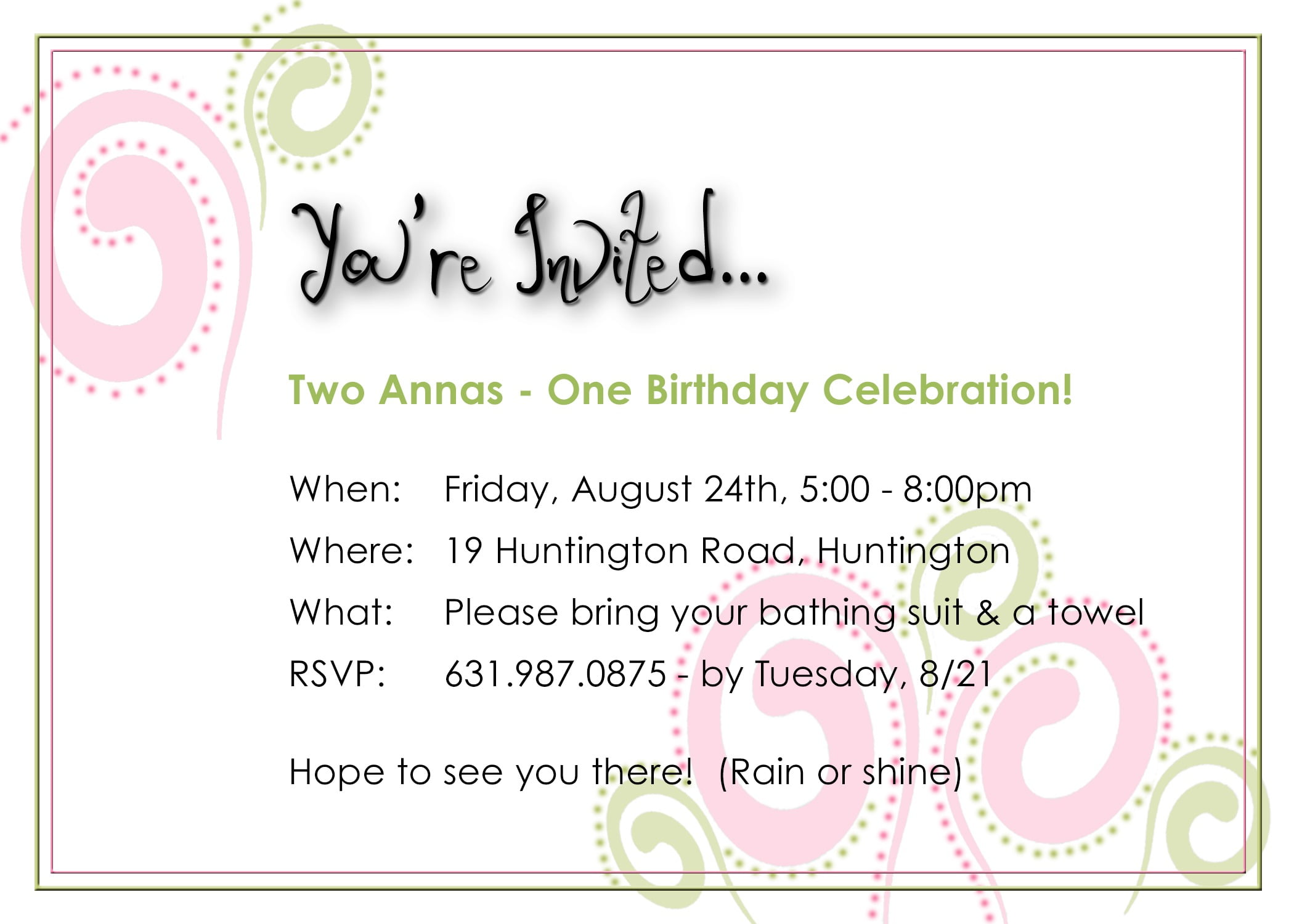 Birthday Invitations 14 Year Old Party Luxury With Birthday