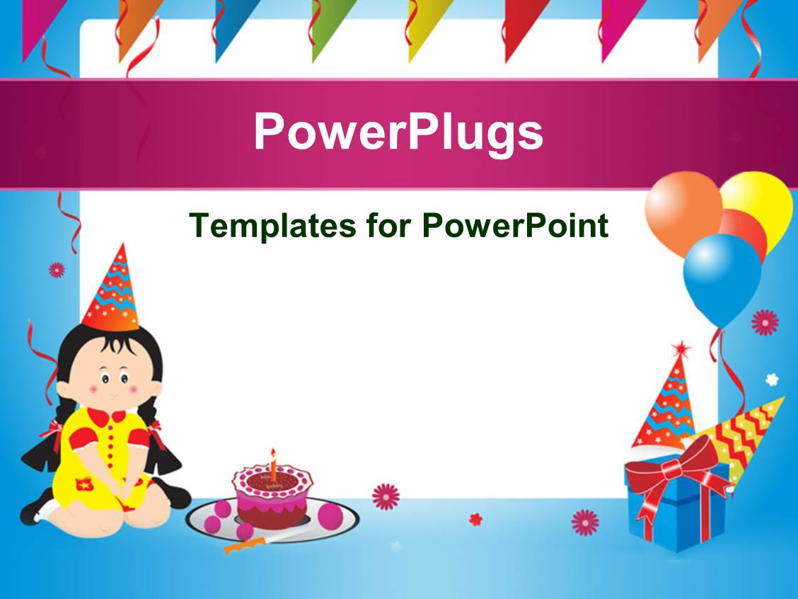 5000+ Birthday Powerpoint Templates W  Birthday