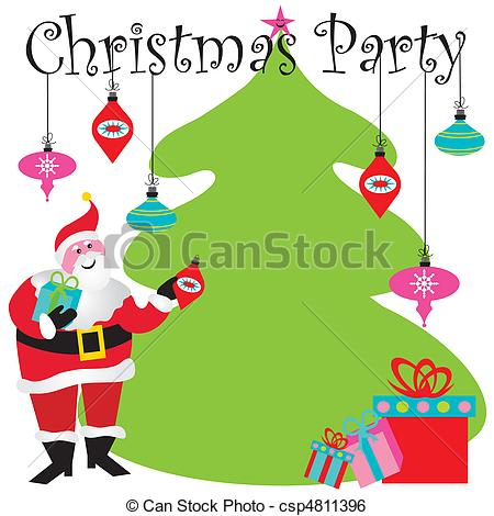 Free Christmas Party Clipart