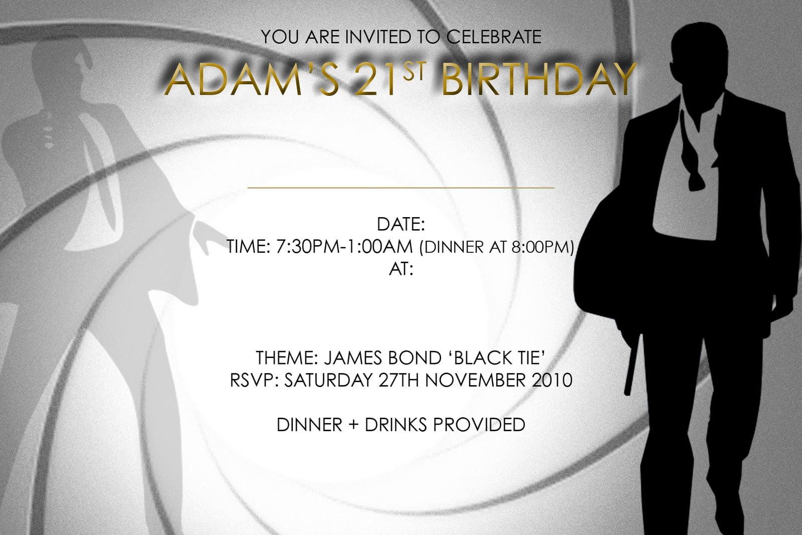 Free Birthday Invitation Cards Design Card Templates Printable
