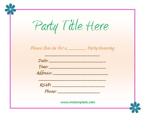 Free Printable Housewarming Party Invitations Amazing Housewarming