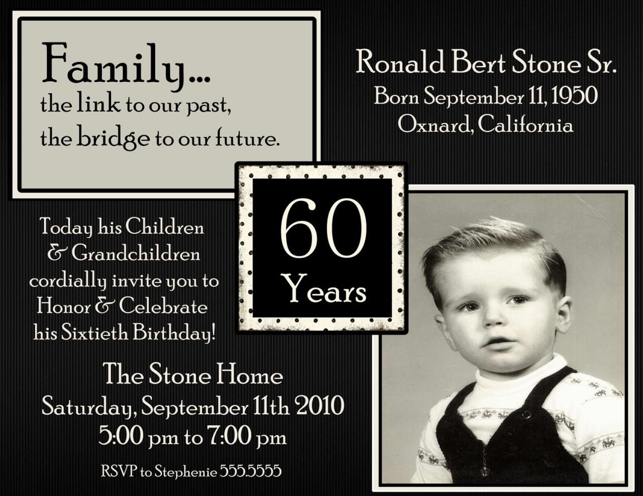 Good 60th Birthday Invitation Wording 48 About Remodel Invitations