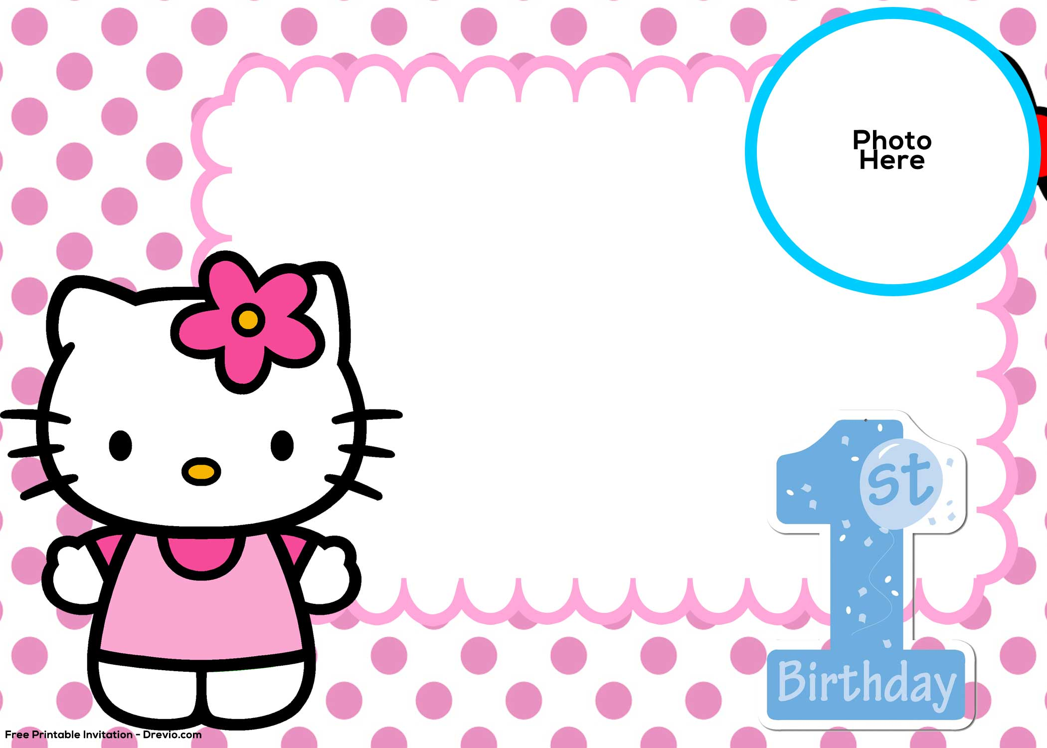 Hello Kitty Templates