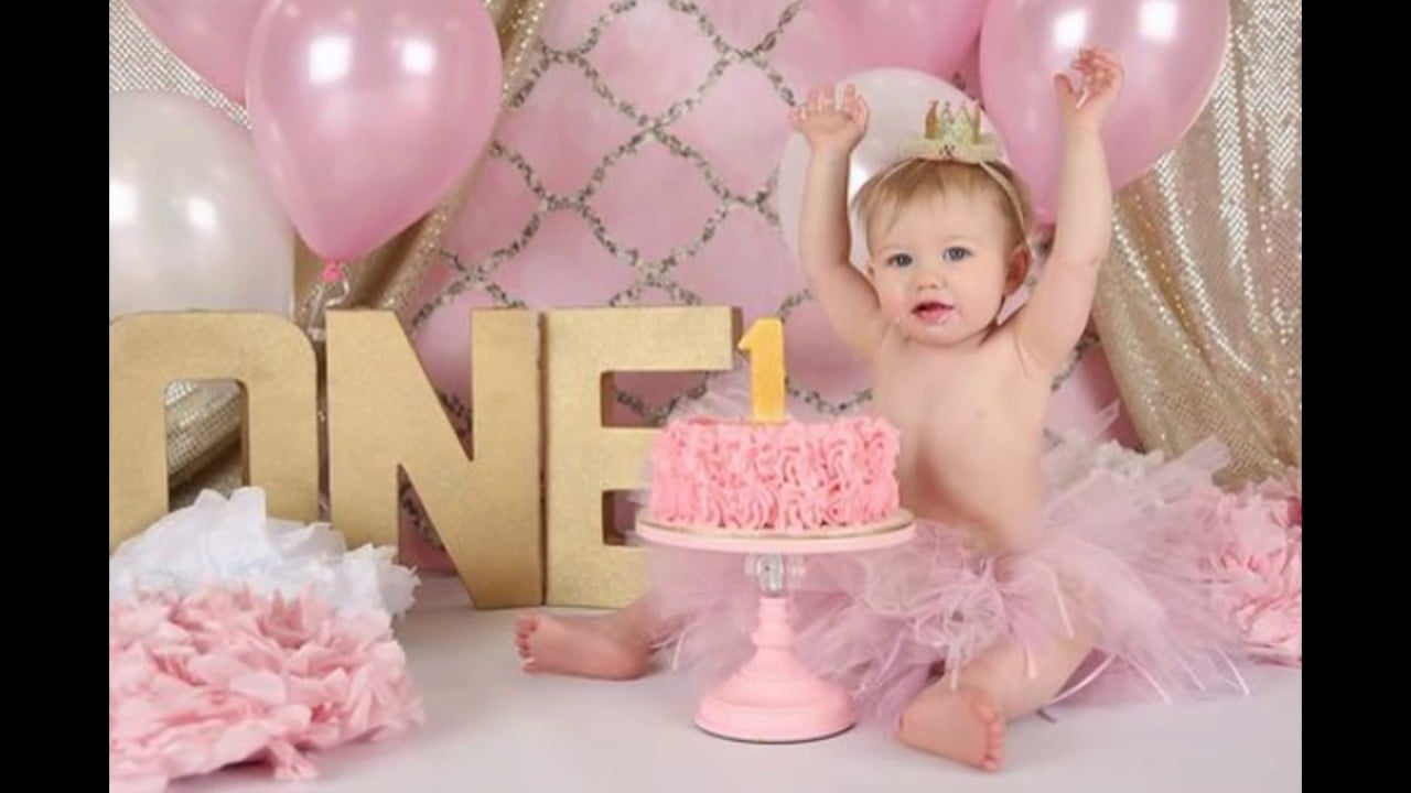 1st Birthday Wishes, First Birthday Quotes And Messages Whatsapp