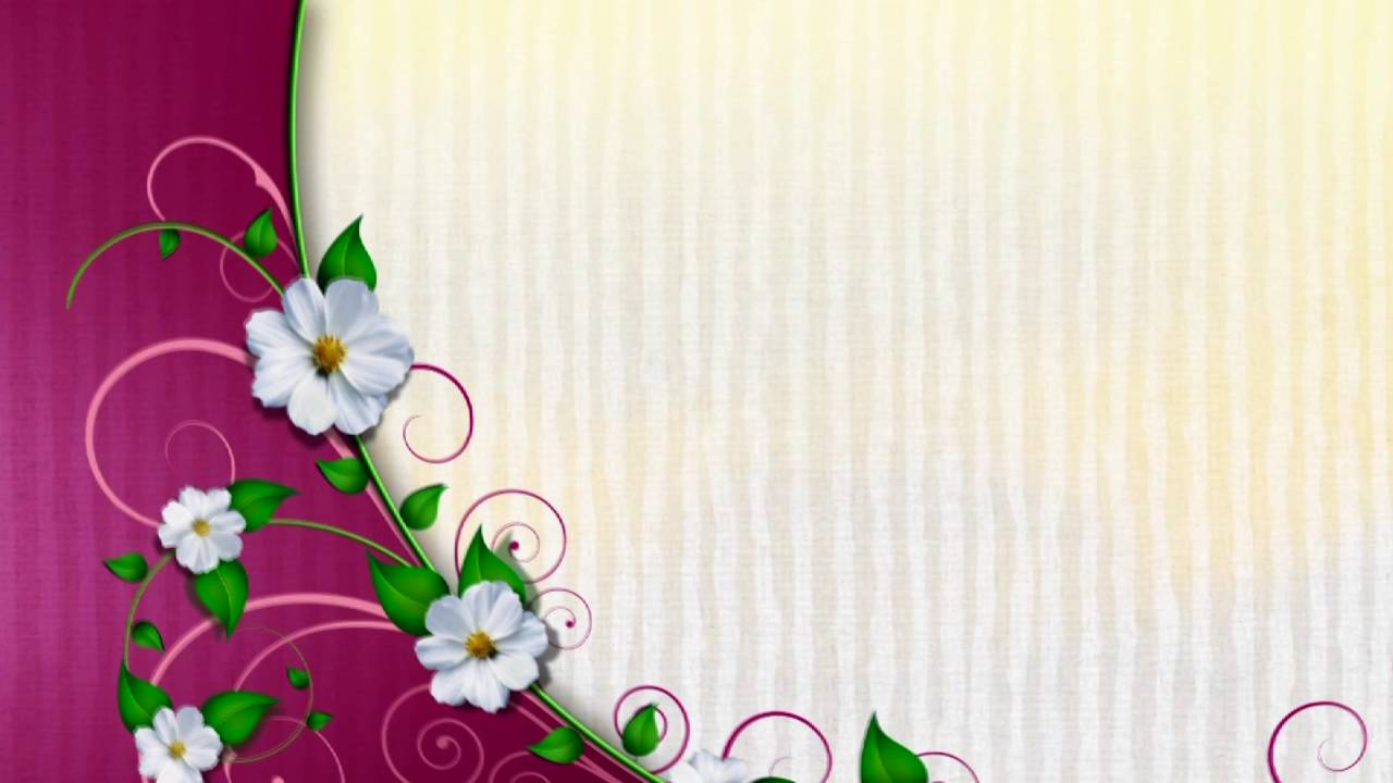 Free Wedding Background, Free Hd Motion Graphics, Download Video