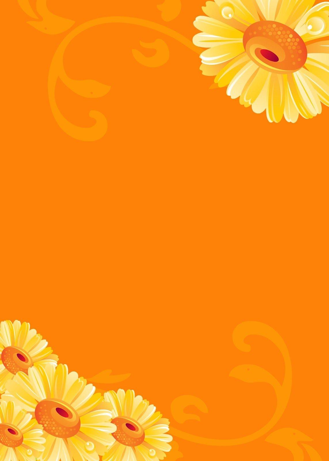 Blank Invitation Card Design