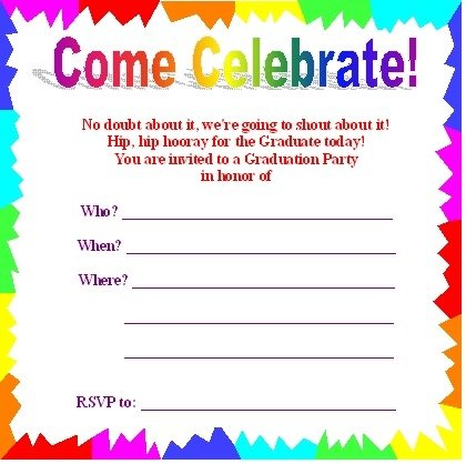 Online Party Invitations Maker Free