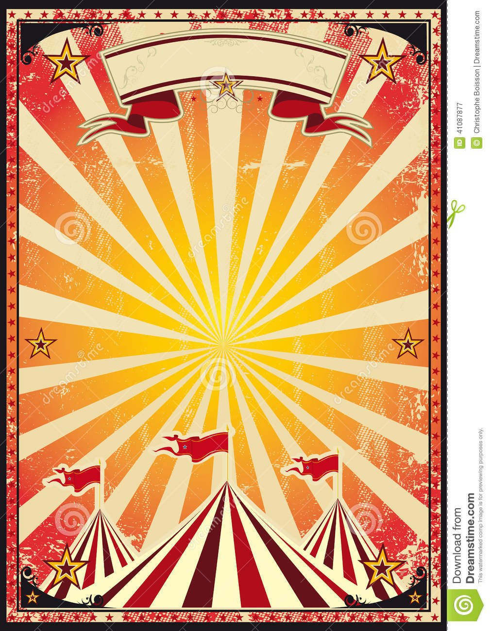 Free Carnival Poster Template