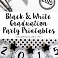 Freeblack And White Invitations