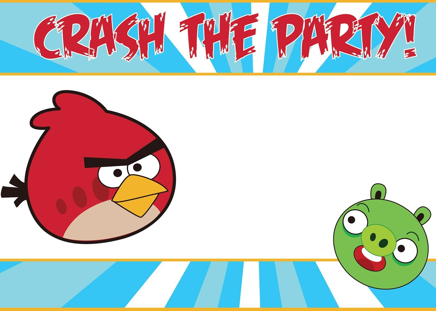 What Would Angela Do   Angry Birds Birthday Party!