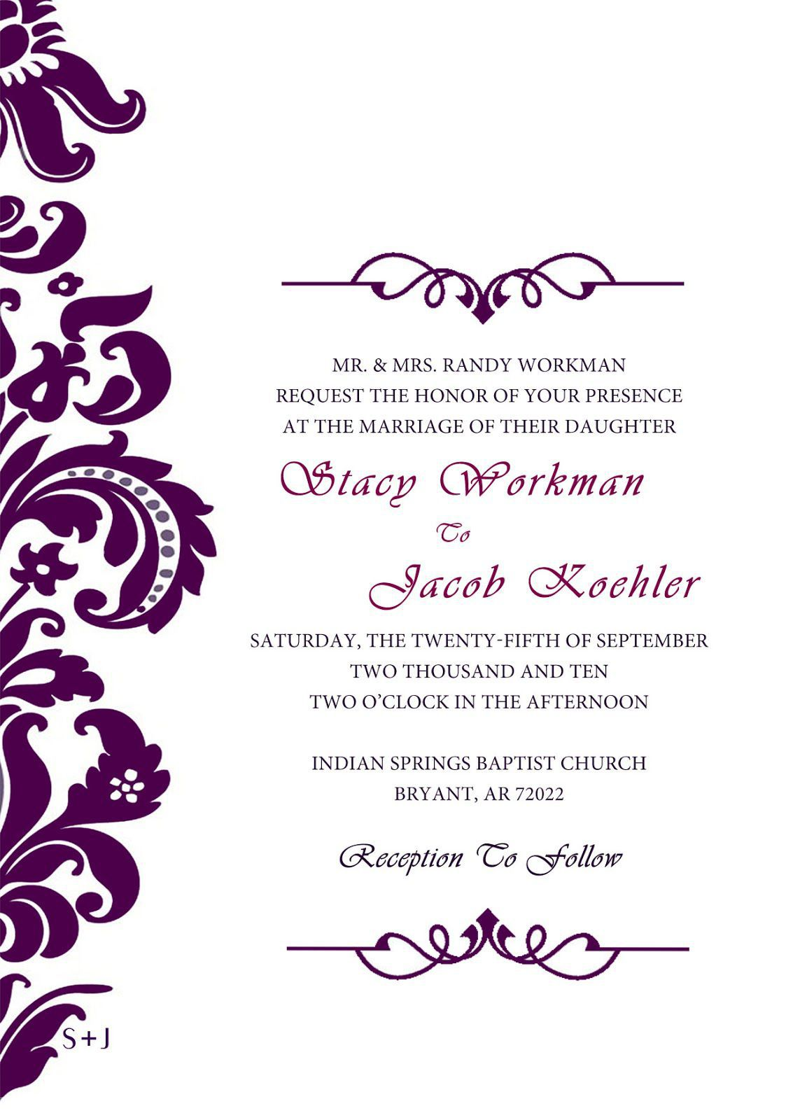 Design Invitations For Free