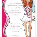 Bachelorette Invitations Wording