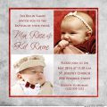 Christening Invitations For Twins Boy And Girl