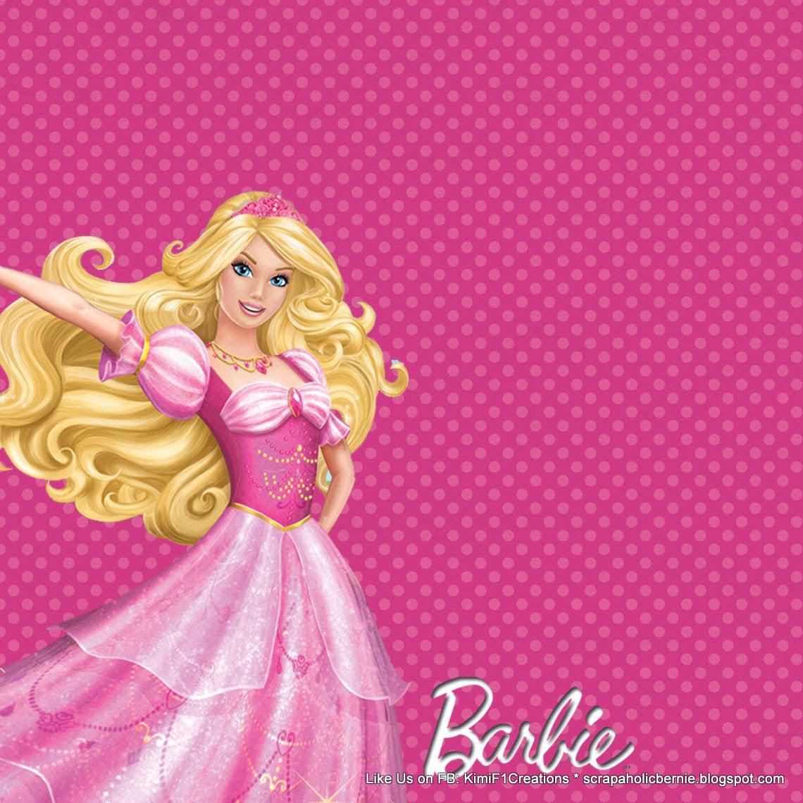 Barbie Birthday Invitations Barbie Birthday Invitations This Is
