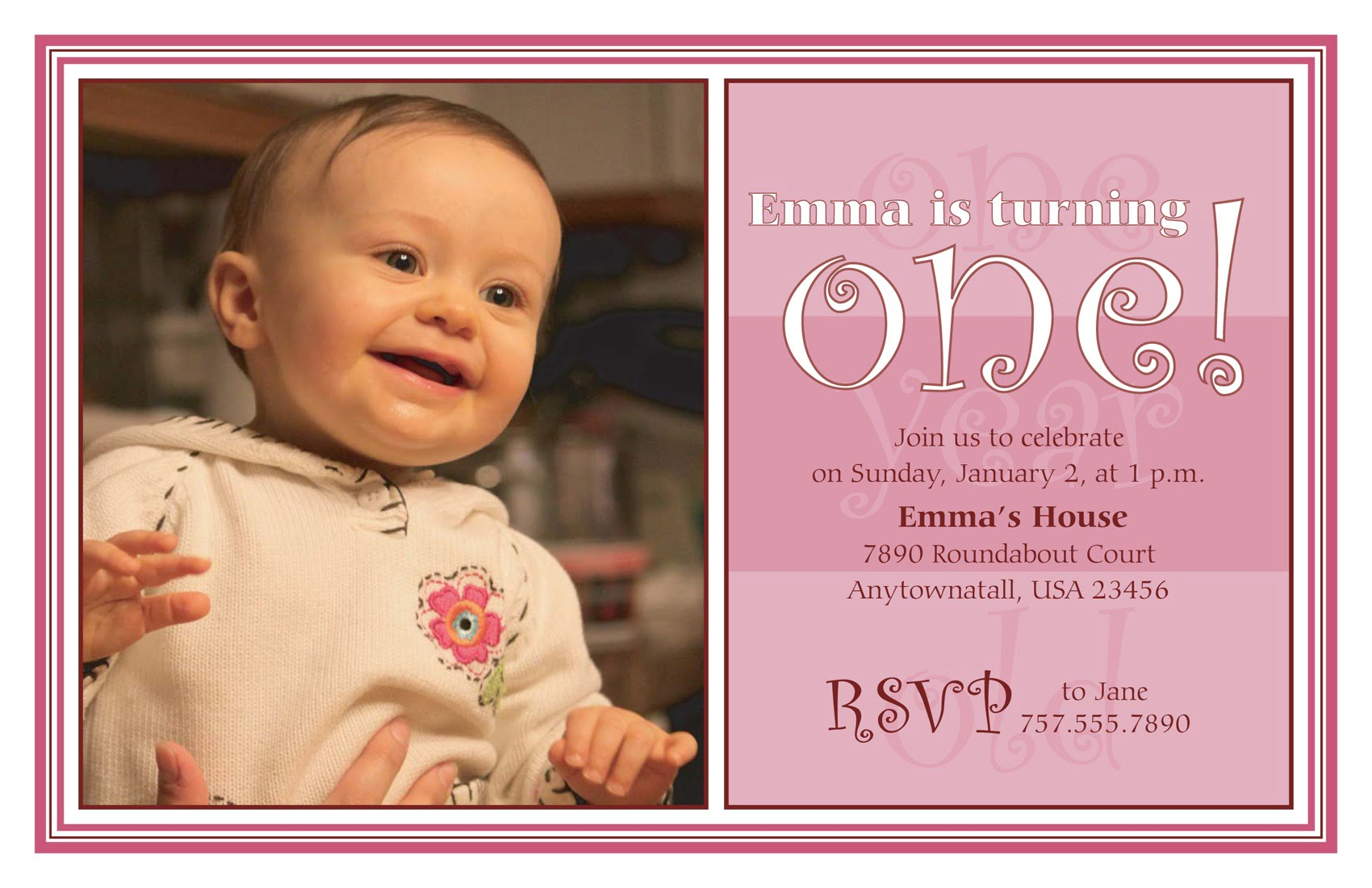 Birthday Invitation Cards Party Invitations With Interesting