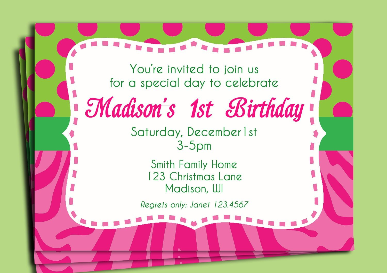 Birthday Invitation Wording To Bring Your Dream Design Into Your