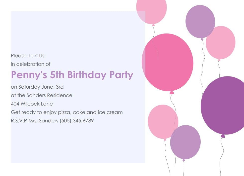 Free Printable Birthday Invitations For 13 Year Old Boy