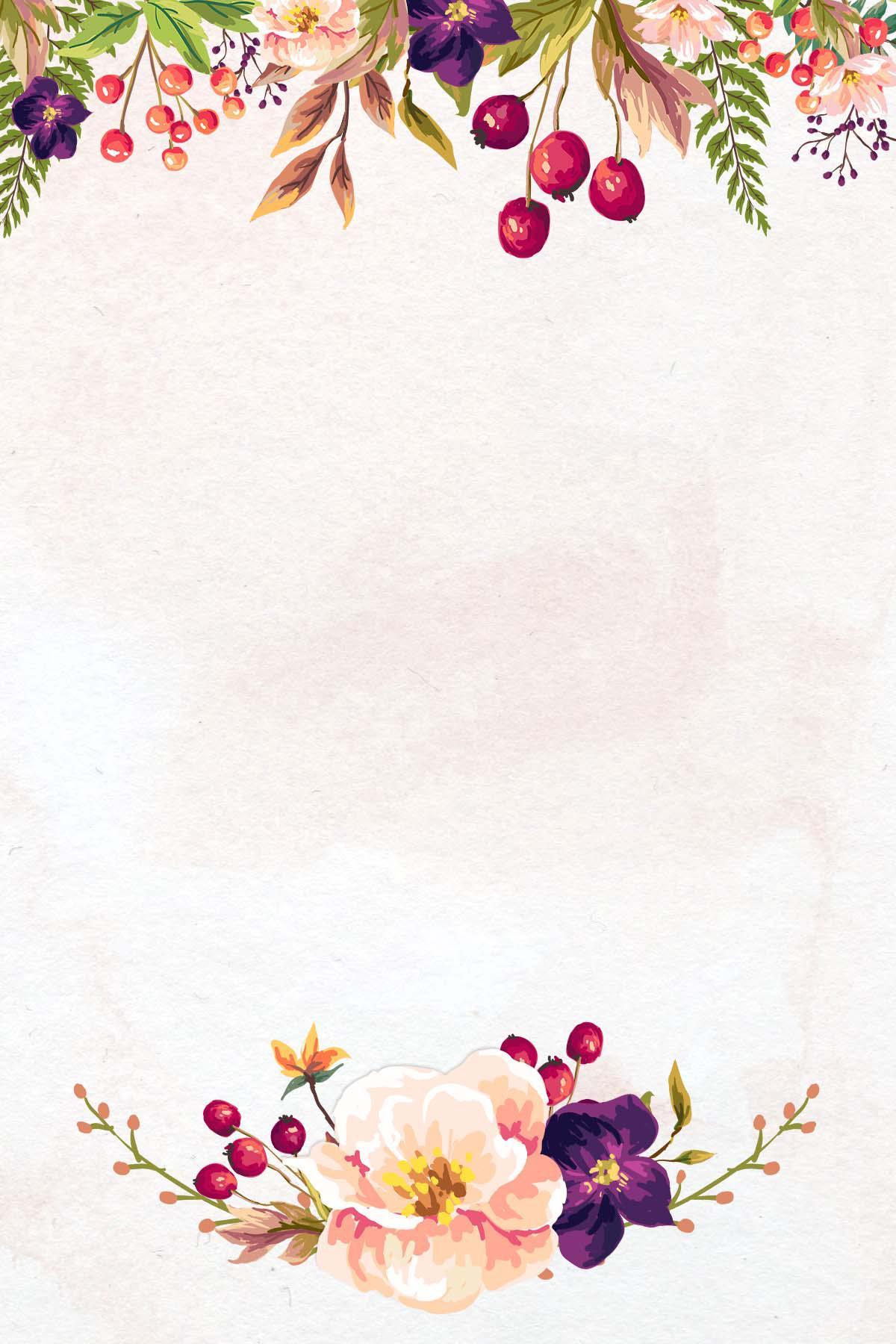 Blank Invite Cards