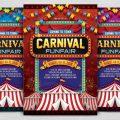 Free Carnival Invitations