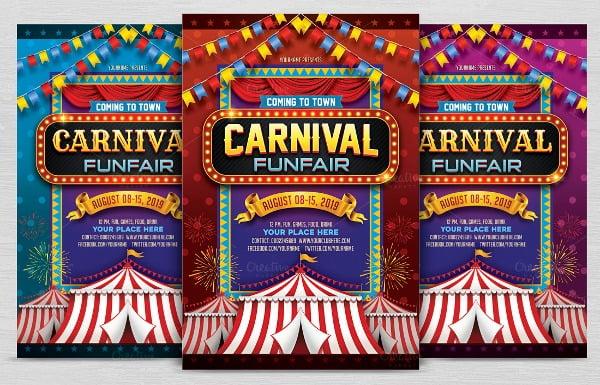 Carnival Invitation New Carnival Invitation Template Free