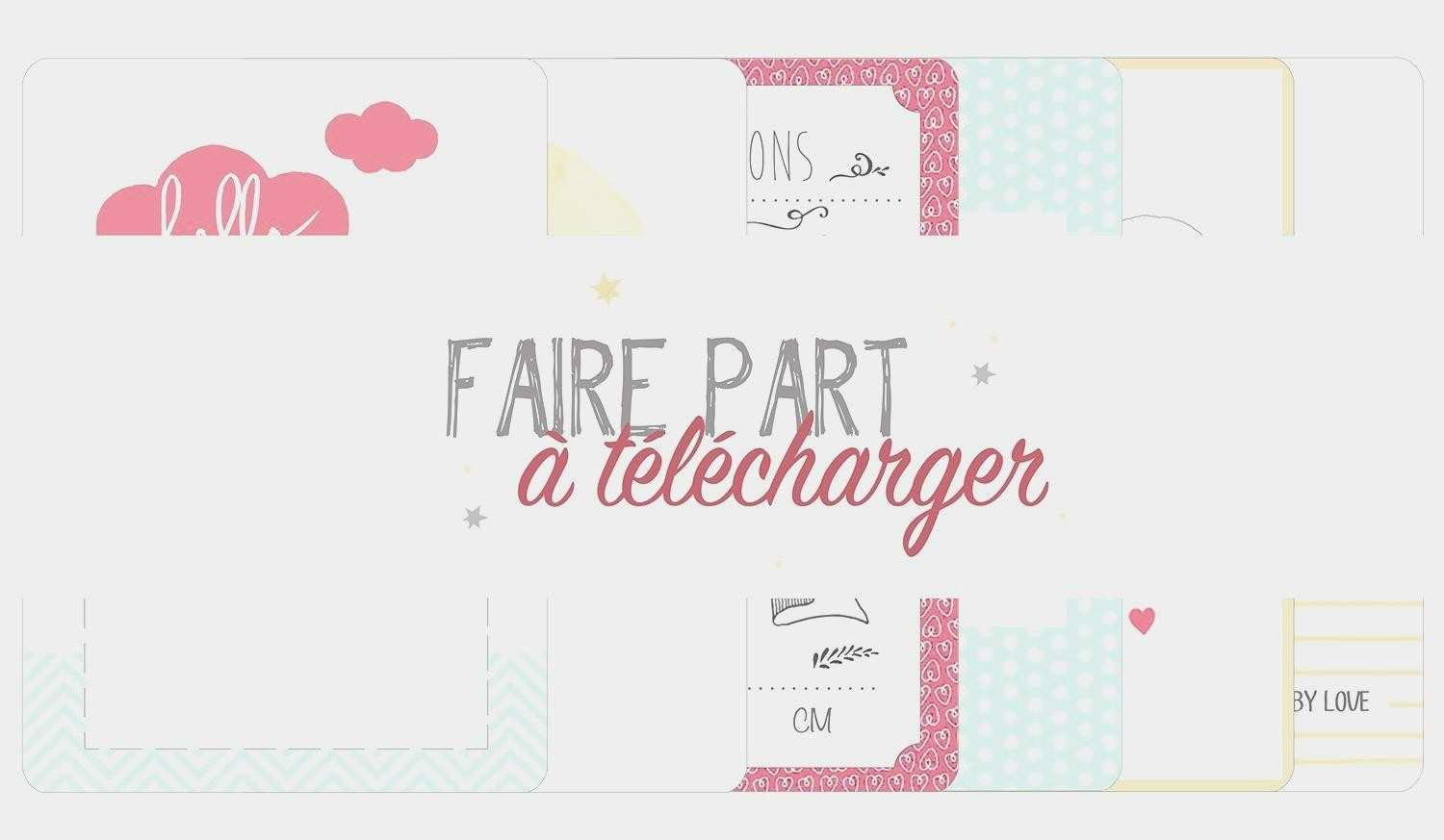 Carte Invitation Mariage Gratuit Telecharger Carte Invitation 30