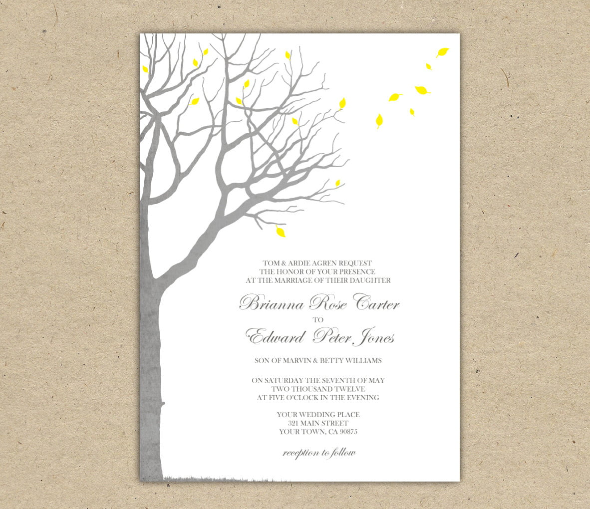 Confirmation Invitations Templates Example Letter Of Confirmation