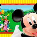 Mickey Mouse Clubhouse Printable Free Invitation