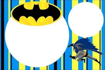 Batman Birthday Card Template Invitations And Invitation Cards