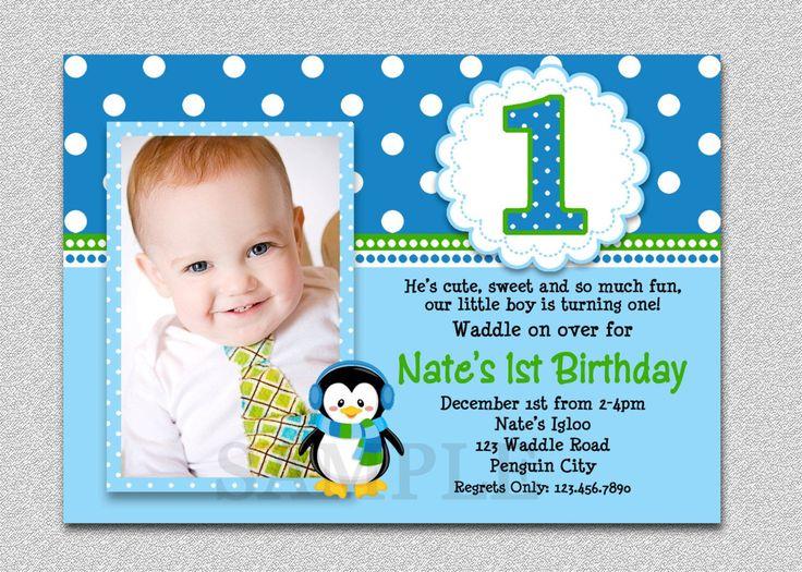 Efaffbdefcb Baby Boy Invitations St Birthday Invitations
