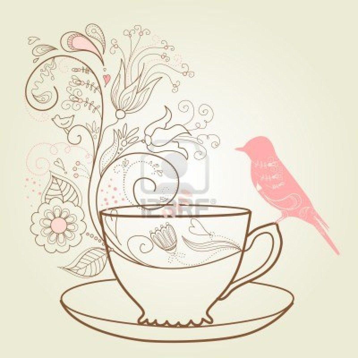 Afternoon Tea Invitation Templates Free