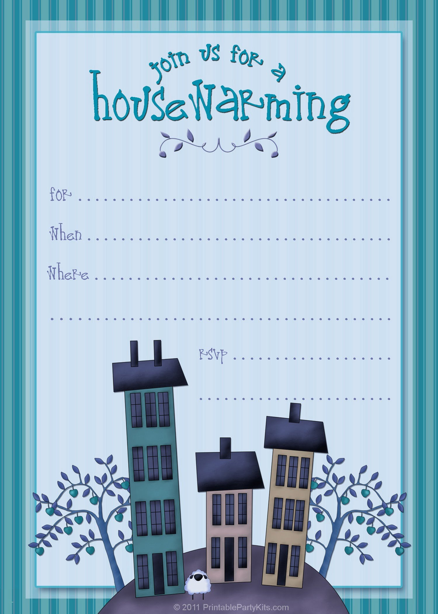 Free Housewarming Party Invitation Template Inspirational With