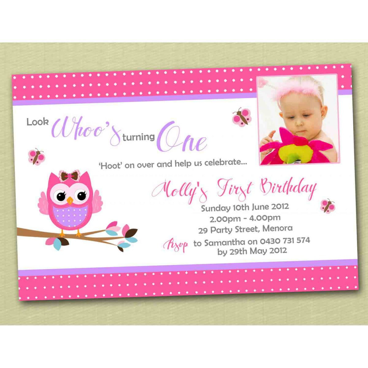 Free Printable Baptism Invitations Templates